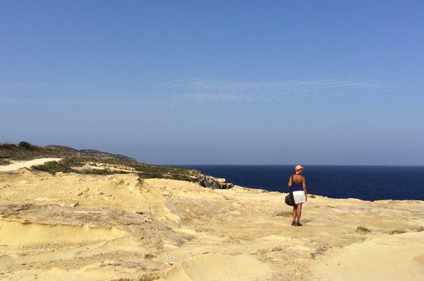 Weite auf Malta