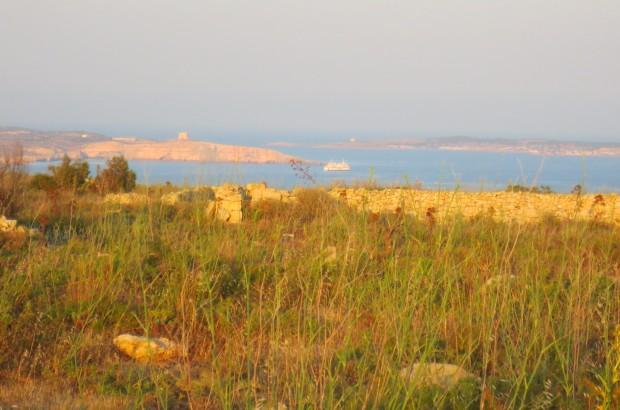 Sonnenfarben auf Malta