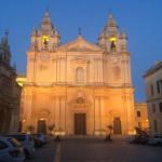 Mdina Kirche
